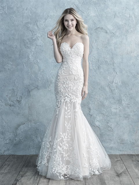 323d4ad089293 Allure Bridals 9678. Coming Fall 2019