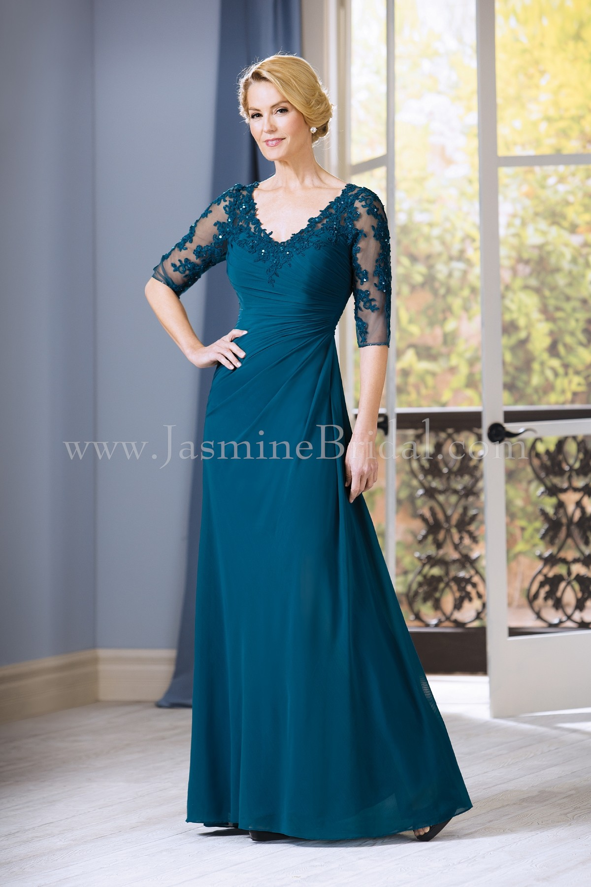 Beautiful Western Style Mother Of The Bride Dresses Vignette - All ...